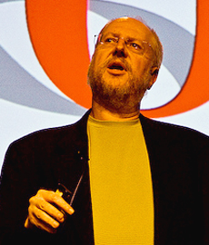 Douglas Crockford at Web Directions South 2008