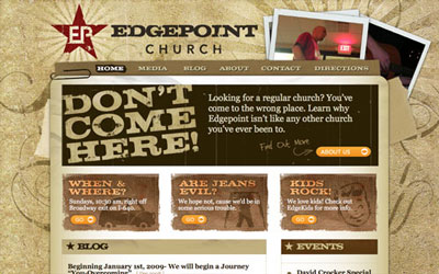 Edgepoint Church: http://edgepointchurch.com/