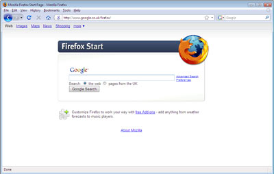 Firefox -- this creature is worth hunting down
