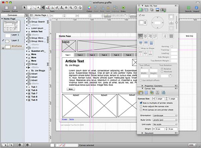16 Design Tools for Prototyping and Wireframing