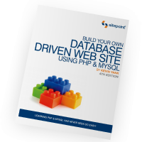Build Your Own Database Driven Web Site Using PHP & MySQL 4th Edition Cover
