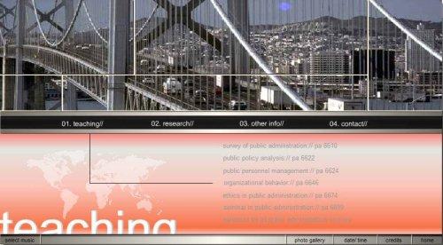 Co-ordinate Your Flash Site