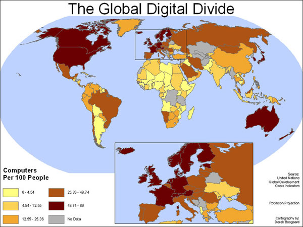 Bridging The Digital Divide Takes More Than Just Access