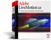 LiveMotion 2.0 Box Shot