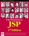 Wrox Professional JSP, 2nd Ed.