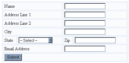 Style Web Forms Using Css Article Sitepoint