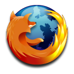 The Firefox logo, an animated version of which appears on the Mozilla Labs site