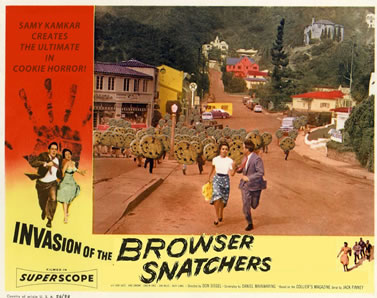 Invasion of the Browser Snatchers!