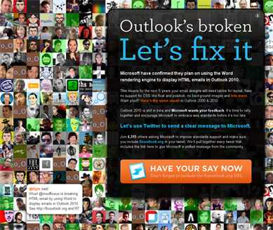 Outlook's Broken