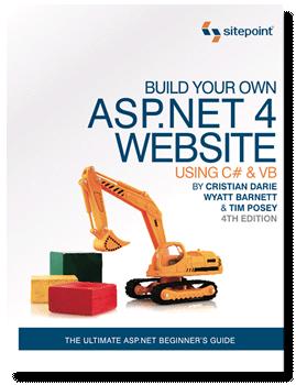 Build Your Own ASP.NET4 Website