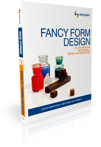 Fancy Form Design Cover