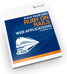 Build Your Own Ruby On Rails Web Applications PDF Giveaway